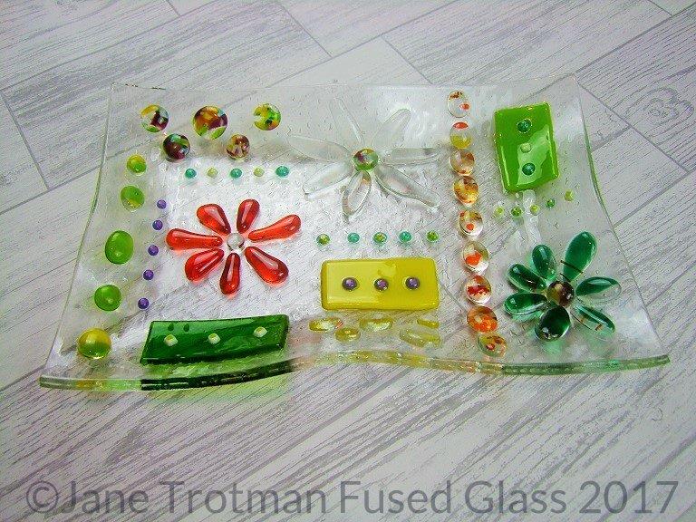 Fused-glass-dish