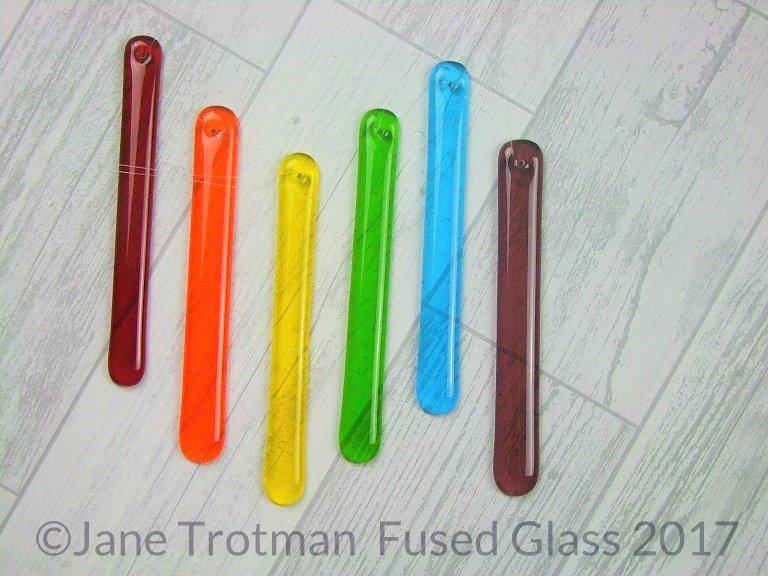 Fused-glass-rainbow-drops