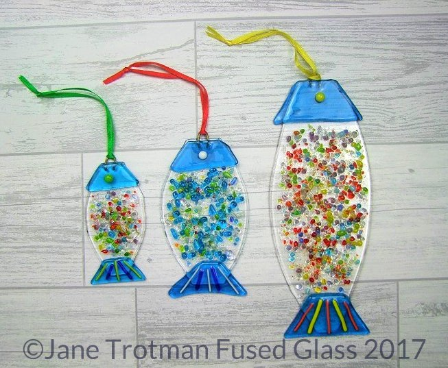 Fused-glass-fishes