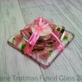 Fused-glass-candle-holder-set