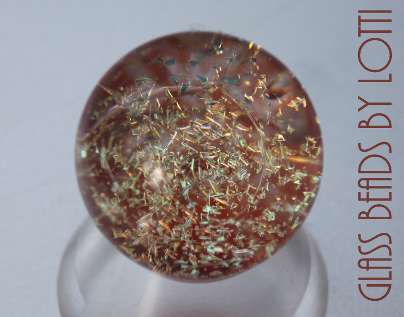 Sparkly-marble