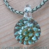 Flower-marble-necklace