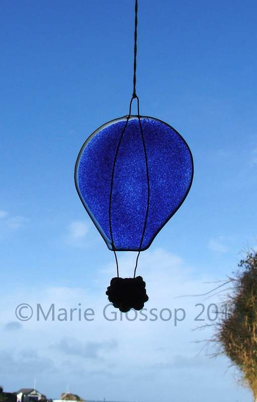 Blue-Hot-Air-Balloon